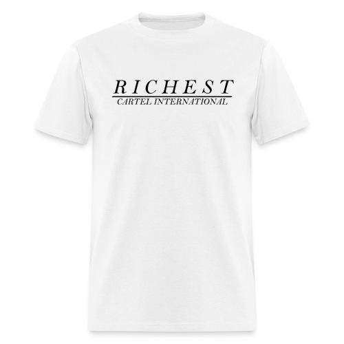 Richest Fancy Tee - Men's T-Shirt