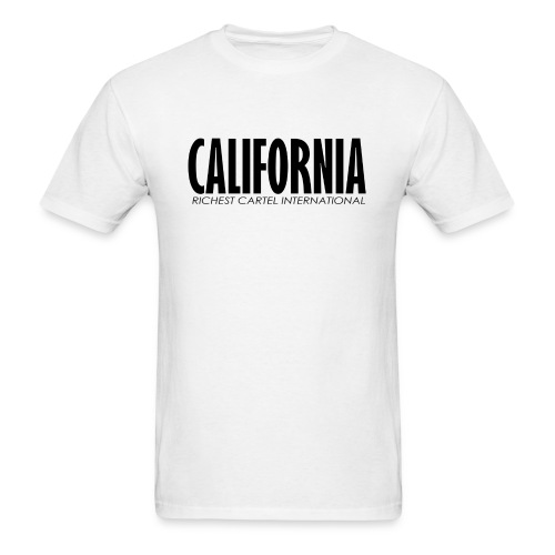 Cali Tee - Men's T-Shirt