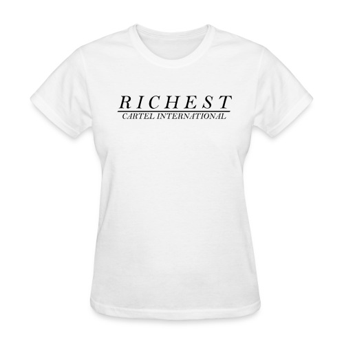 Richest Fancy Tee - Women's T-Shirt