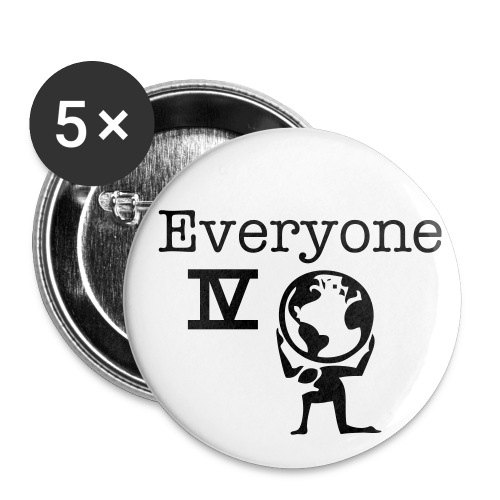 Everyone IV Power - Small Buttons