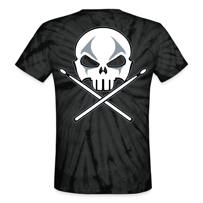 Rock and Roll Drummer Shirt Death Metal Drummer