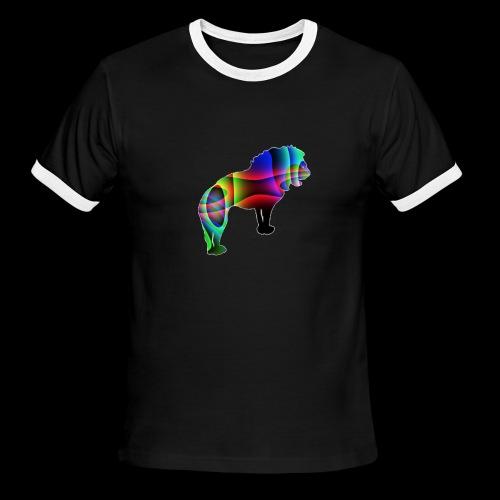 Lion - Men's Ringer T-Shirt