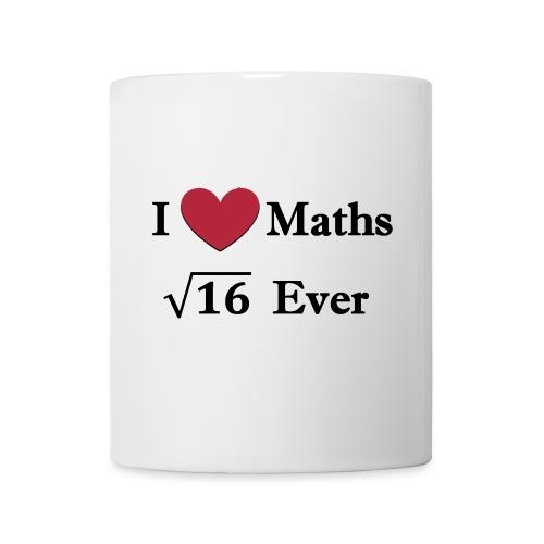 Math, I love maths for ever - Coffee/Tea Mug