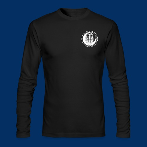 Sleek Sleeves of Shadows - Men's Long Sleeve T-Shirt by Next Level