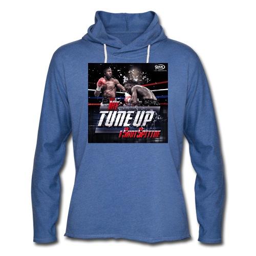 The Tune Up Hoodie - Unisex Lightweight Terry Hoodie