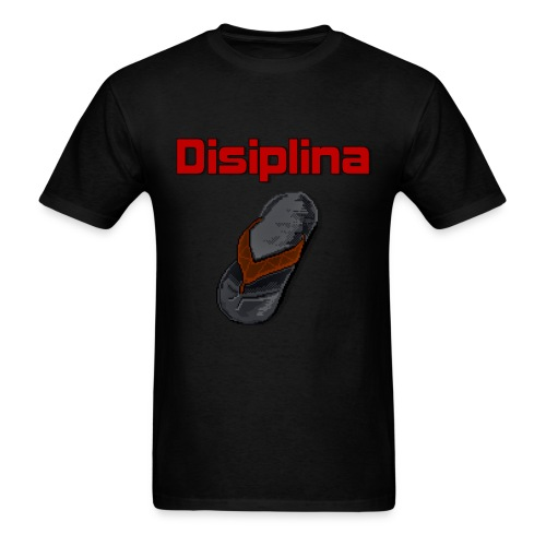 Disiplina - Men's T-Shirt