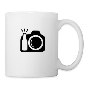 Coffee Mug Drink and Click Logo - Coffee/Tea Mug