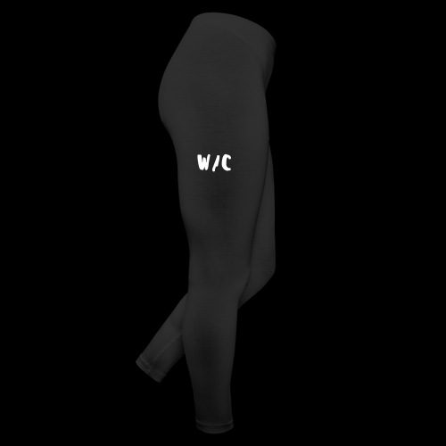 Women's | Black Witty Leggings  - Leggings