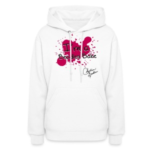 I AM A BEADLES BABE - Women's Hoodie