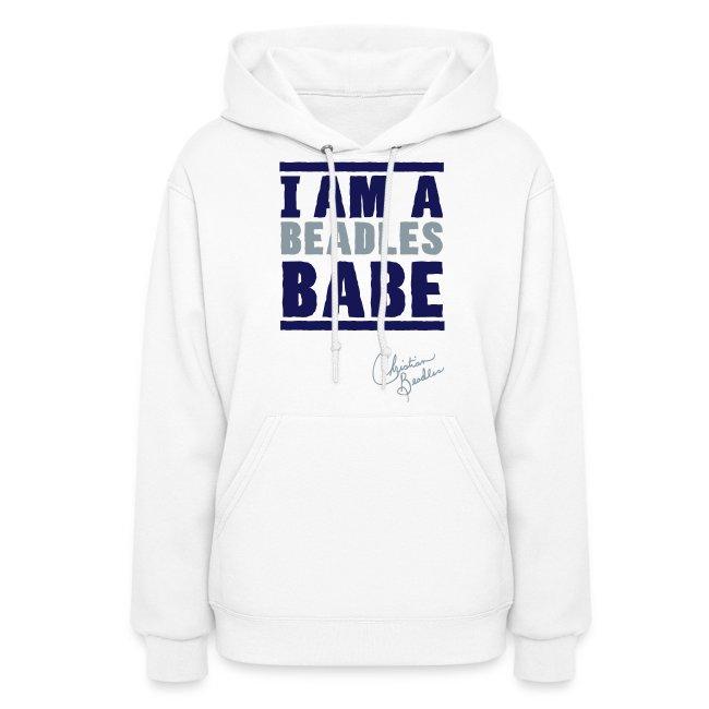 I AM A BEADLES BABE