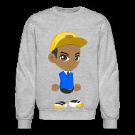 Long Sleeve Shirts ~ Crewneck Sweatshirt ~ Article 11387001