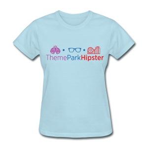 ThemeParkHipster NEW Logo T-Shirt - Women's T-Shirt