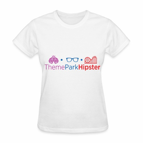 ThemeParkHipster NEW Logo Tee - Women's T-Shirt