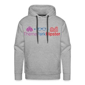 ThemeParkHipster NEW Logo Sweater - Men's Premium Hoodie