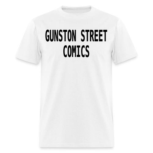 Gunston Street Comics - Men's T-Shirt