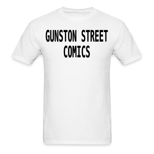 Gunston Street Comics  - Men's T-Shirt