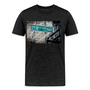 New Logo Shirt - Men's Premium T-Shirt