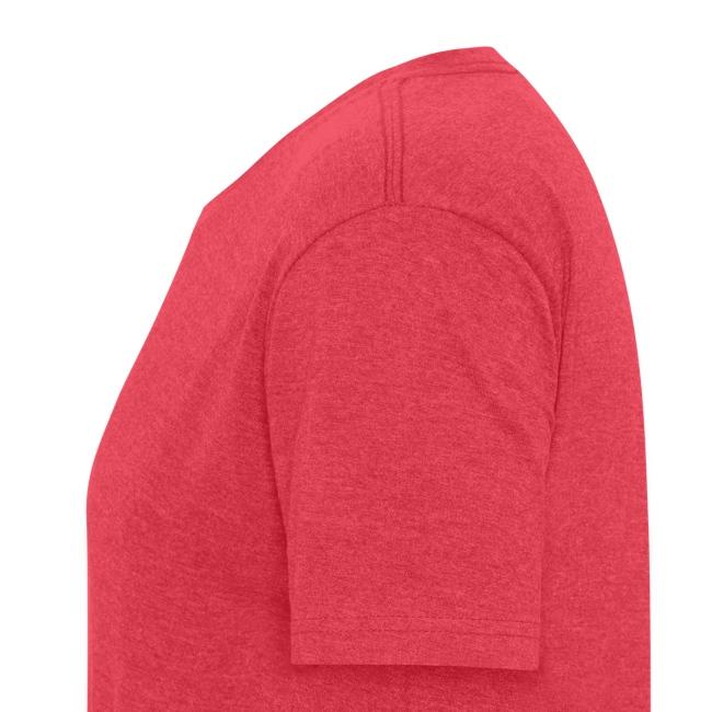 Men's White GAMEKILLERZ Fitted Cotton/Poly Blend T-Shirt w/Black Logo