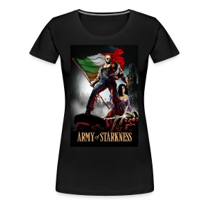 Army of Starkness Poster Womans Shirt - Women's Premium T-Shirt