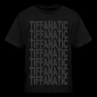 Kids' Shirts ~ Kids' T-Shirt ~ Tif-FAN-atic