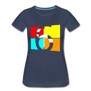 CC6 Logo Shirt for Women - Women's Premium T-Shirt