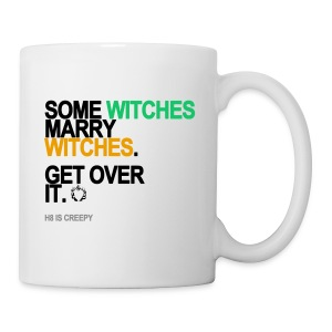 Some Witches Marry Witches Mug - Coffee/Tea Mug