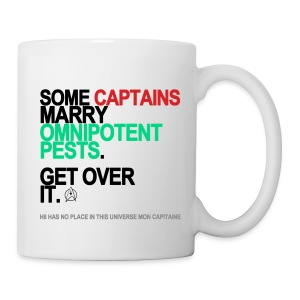 Some Captains Marry Omnipotent Pests Mug - Coffee/Tea Mug