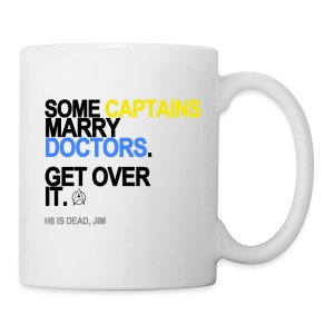 Some Captains Marry Doctors Mug - Coffee/Tea Mug