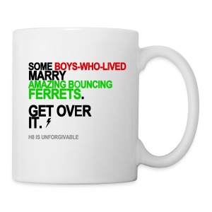 Some Boys-Who-Lived Marry Amazing Bouncing Ferrets Mug - Coffee/Tea Mug