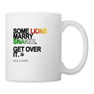 Some Lions Marry Snakes Mug - Coffee/Tea Mug