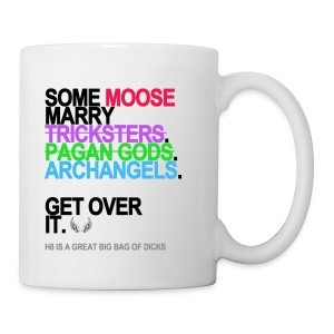 Some Moose Marry Archangels Mug - Coffee/Tea Mug