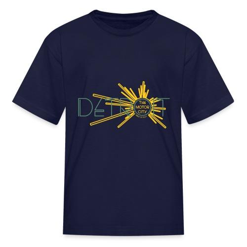 Motor City Tee (Youth) - Kids' T-Shirt