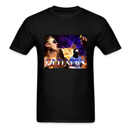 Old News Season One Men's T-shirt - Men's T-Shirt