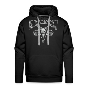 Goat and Destroy Unisex Hoodie - Men's Premium Hoodie