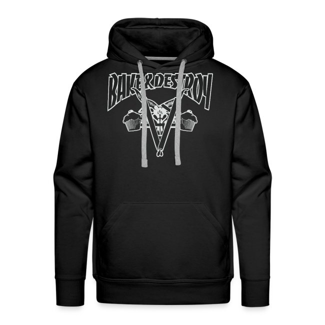 Goat and Destroy Unisex Hoodie