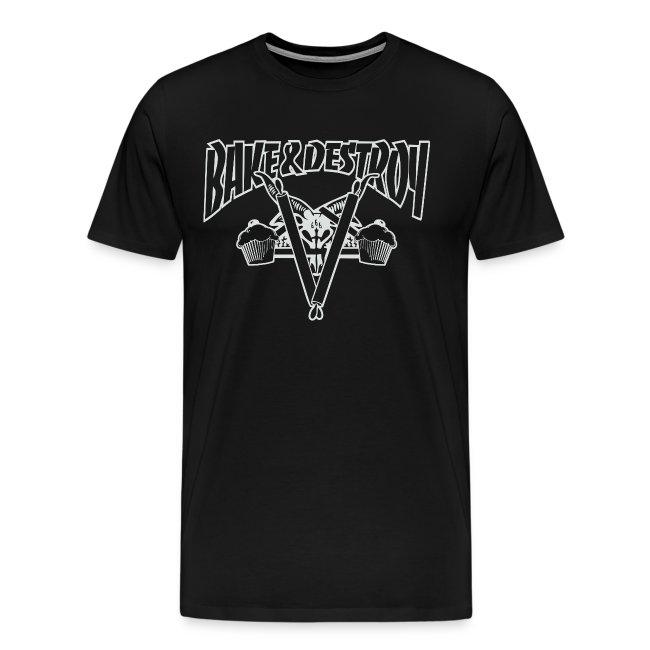 Goat and Destroy Unisex T-shirt