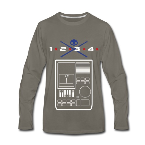 Dr. Beat Long Sleeve - Men's Premium Long Sleeve T-Shirt