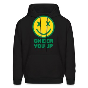 Jaesuk Smiley: Cheer You Up Replica - Men's Hoodie