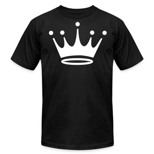 King Tanex (Black) - Men's Fine Jersey T-Shirt