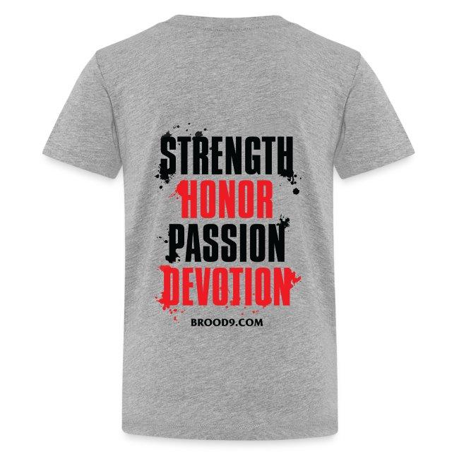 Kids Strength Shirt