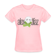 Women's T-Shirts ~ Women's T-Shirt ~ WOMAN ALEX DIAZ OFFICIAL SHIRT