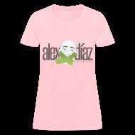 Women's T-Shirts ~ Women's T-Shirt ~ WOMAN ALEX DIAZ OFFICIAL SHIRT