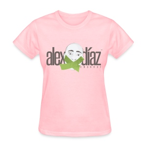 WOMAN ALEX DIAZ OFFICIAL SHIRT - Women's T-Shirt