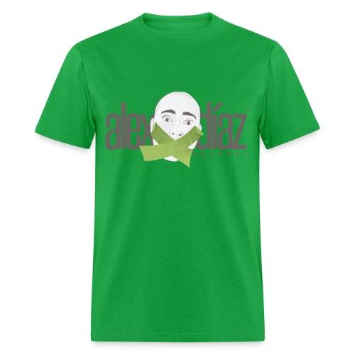 MEN ALEX DIAZ OFFICIAL SHIRT - Men's T-Shirt