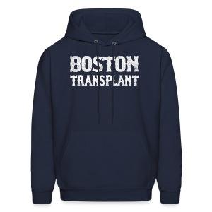 Boston Transplant - Men's Hoodie