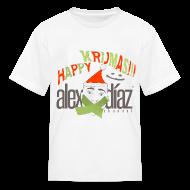 Kids' Shirts ~ Kids' T-Shirt ~ KIDS KRIJMAS EDITION ALEX DIAZ