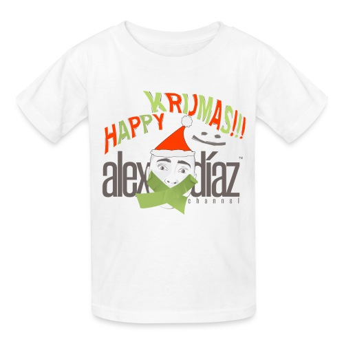 KIDS KRIJMAS EDITION ALEX DIAZ - Kids' T-Shirt