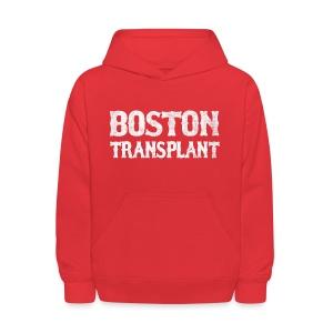 Boston Transplant - Kids' Hoodie