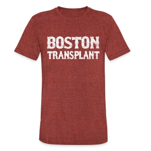 Boston Transplant - Unisex Tri-Blend T-Shirt