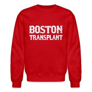 Boston Transplant - Crewneck Sweatshirt